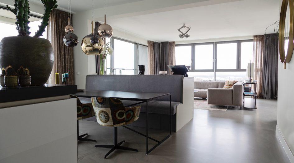 EPI Superbase kleur Fauzi woonkamer