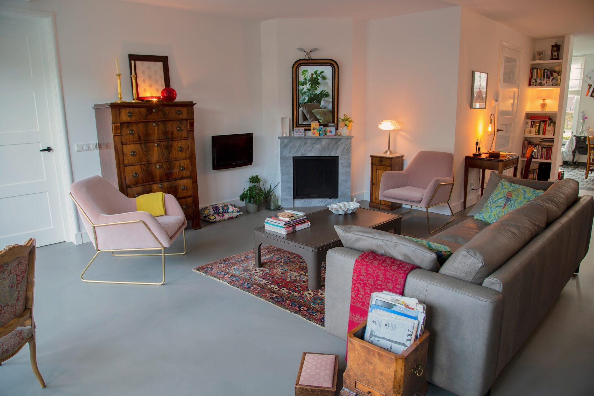 EPI Corestone Grey Haze Living Room