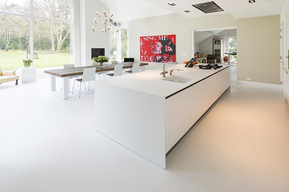 EPI Superbase White Sensation Kitchen