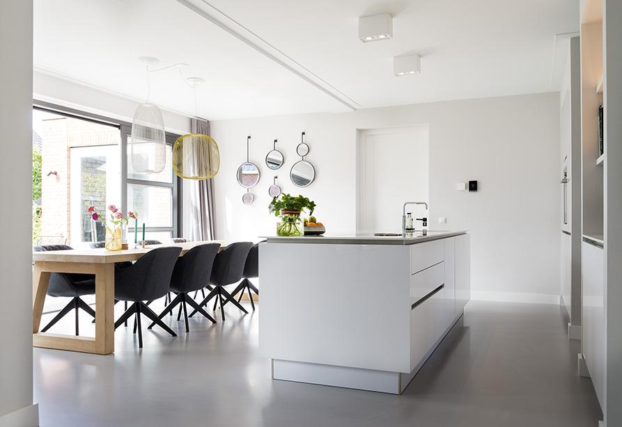 EPI Superbase Grey Light Kitchen