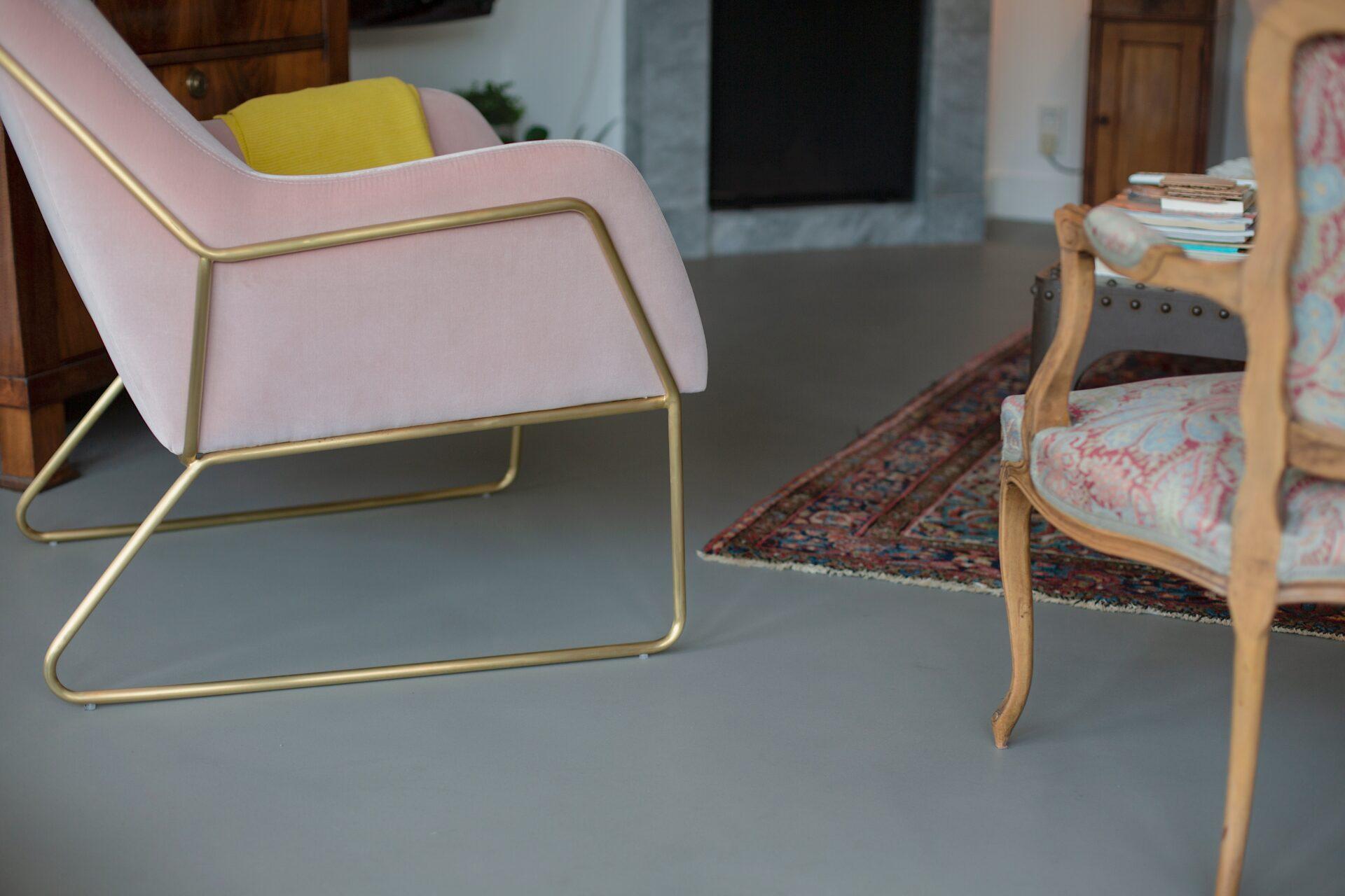EPI Corestone Grey Haze stoel