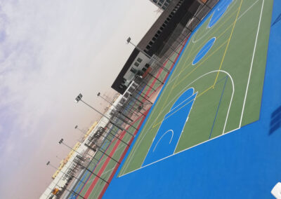 Referentiecase – Sportcomplex – EPI Court Tour