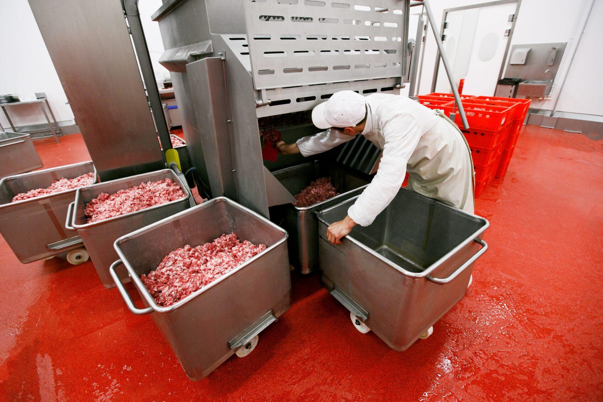 EPI Forcem PU-cement vloeren Slijtvaste vloersystemen voor de food, chemie en farmaceutische industrie