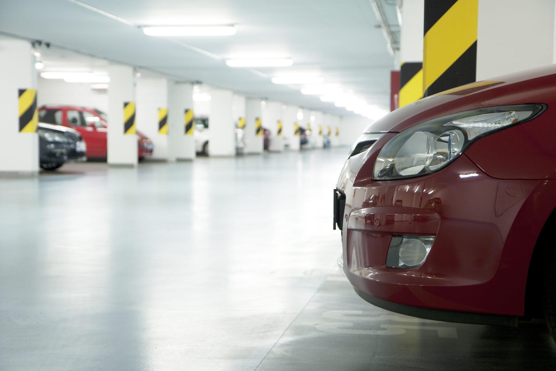 EPI Parkdeck vloeroplossingen voor parkeergarages